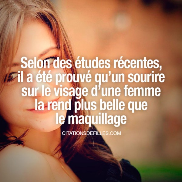 Citations de vie de fille