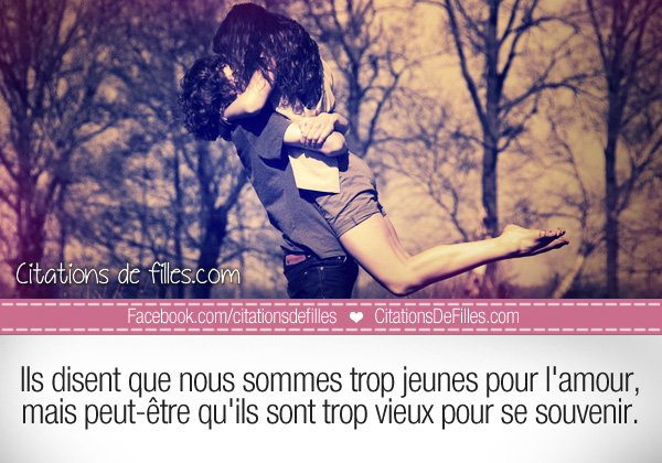 Citations Tristesse Amoureuse